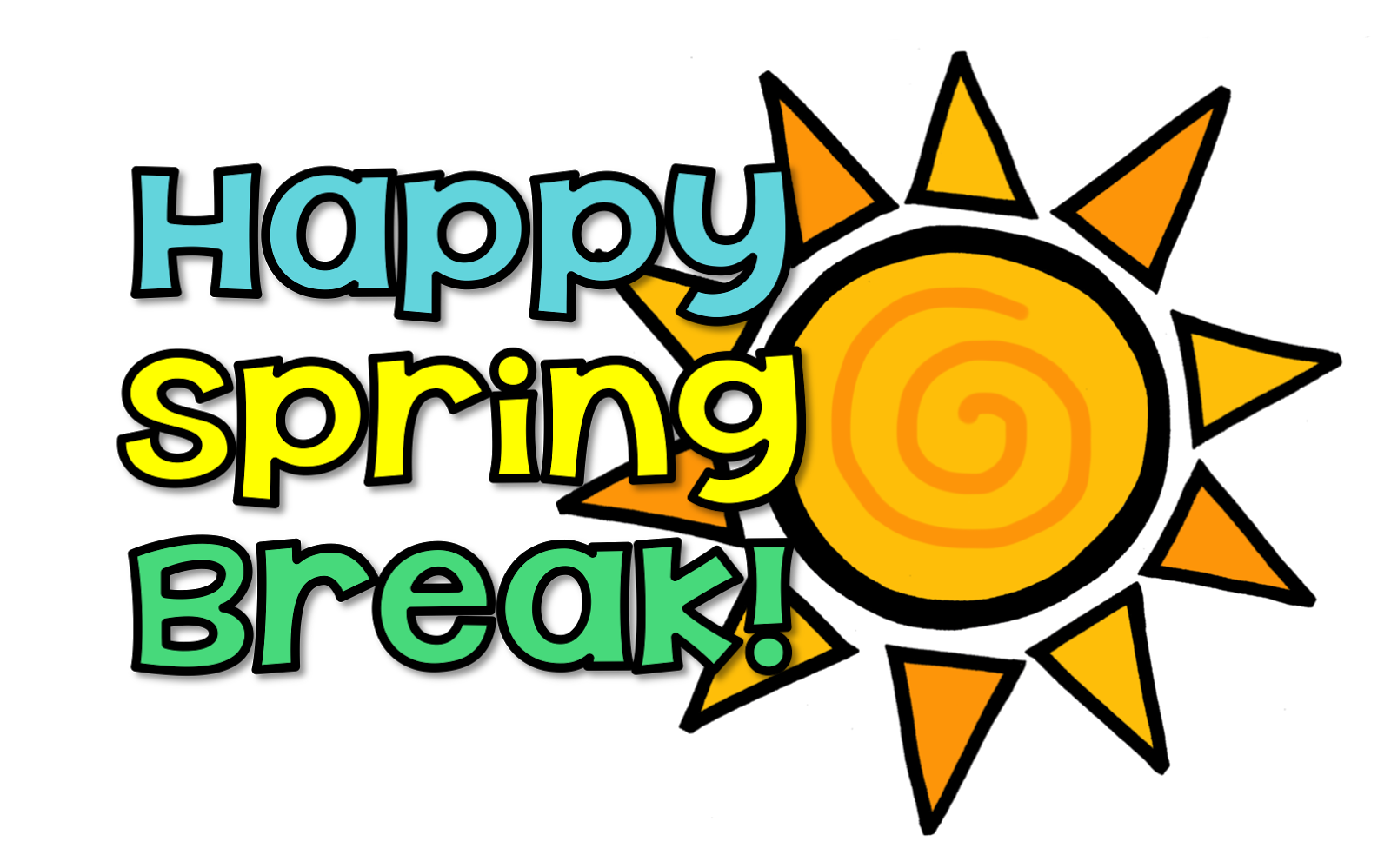 Happy Spring Break!